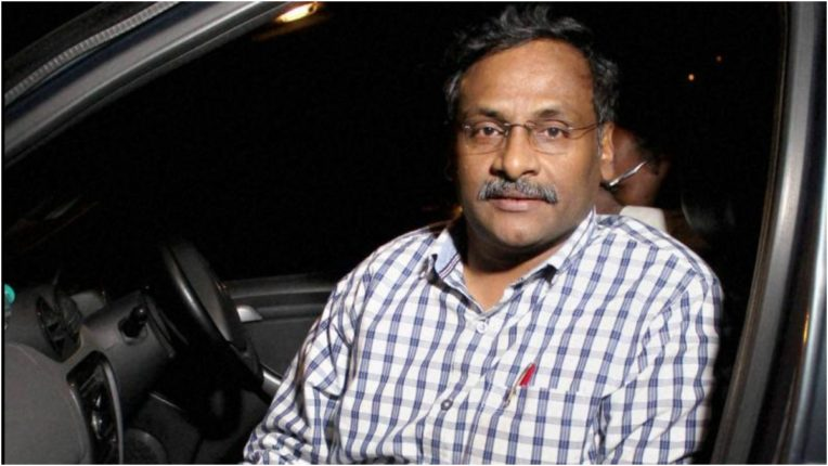 Professor Saibaba's mother guilty of ties to Maoists dies