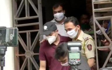 Riya Chakraborty's brother Shovik gets bail