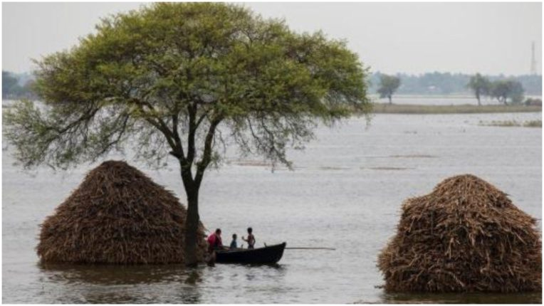 81.79 lakh population of 16 districts affected by flood in Bihar