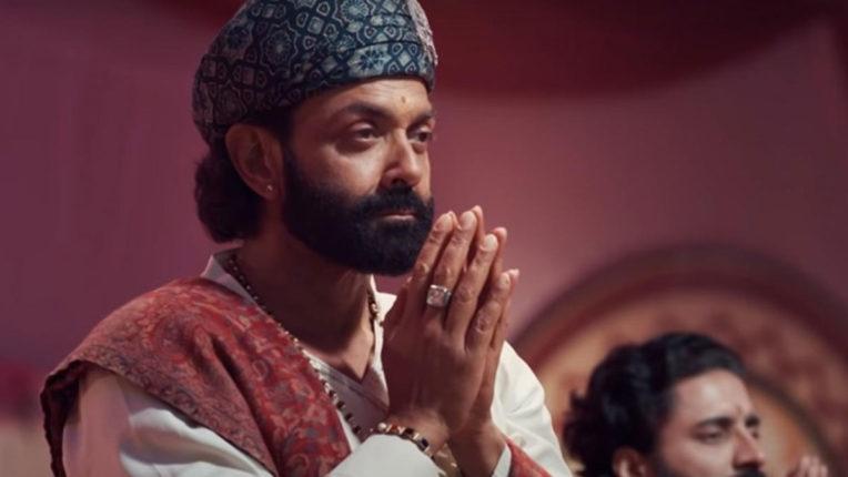 aashram-trailer-release-bobby-deol-become-baba-nirala-upcoming-series-video-viral