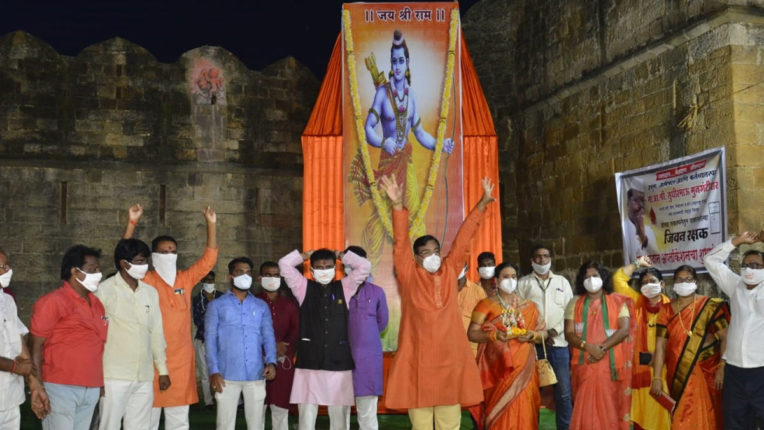 ayodhya-ram-mandir-The struggle of centuries is over-sudhir mungantiwar