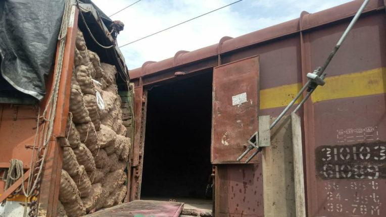 SECR नागपुर : रिकार्ड 11,588.64 टन पार्सल लोडिंग