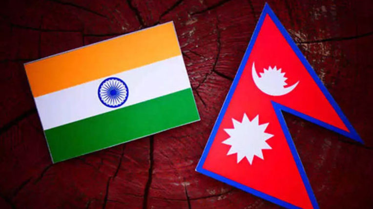 Nepal stopped distribution of new books showing Indian territory in its revised map