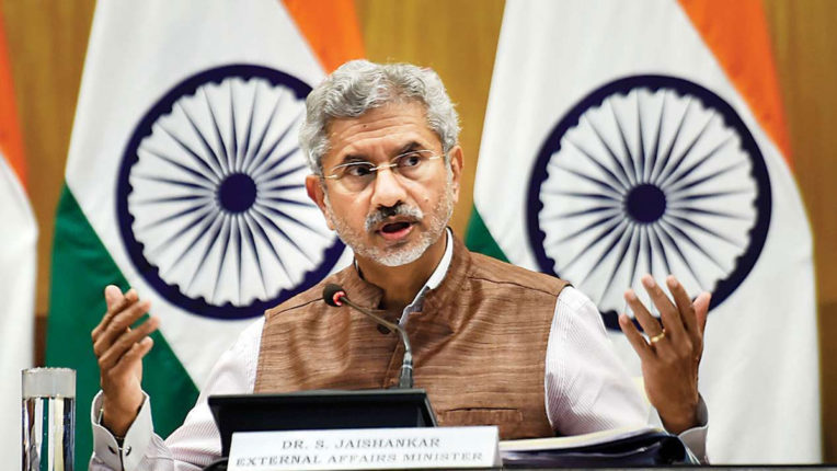 Jaishankar joins SCO foreign ministers meeting in Russia