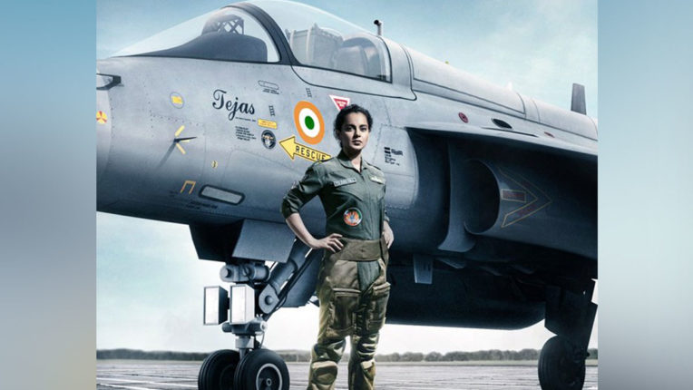 kangana-ranaut-releases-new-poster-of-upcoming-film-tejas-shooting-to-commence-in-december