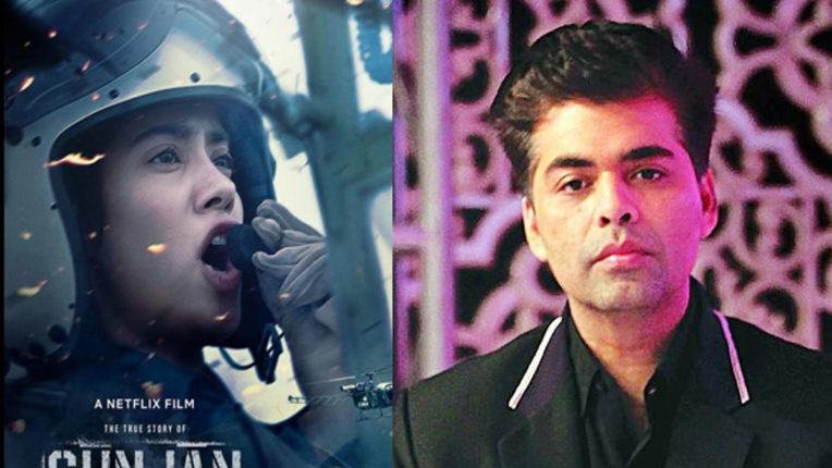 karan-johar-troll-on-social-media-after-iaf-writes-to-cbfc-on-undue-negative-portrayal-in-the-film-gunjan-saxena