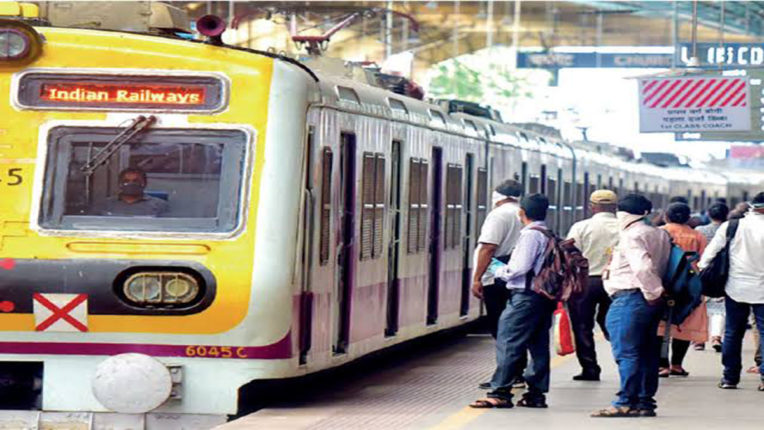 सशर्त लोकल चलाने तैयार रेलवे, राज्य सरकार को भेजा पत्र