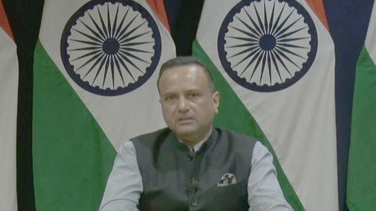 भारत ने पाकिस्तान को जवाब, कहा- भारत में सरकार और जनता अदालतों के फैसले का करते हैं पालन