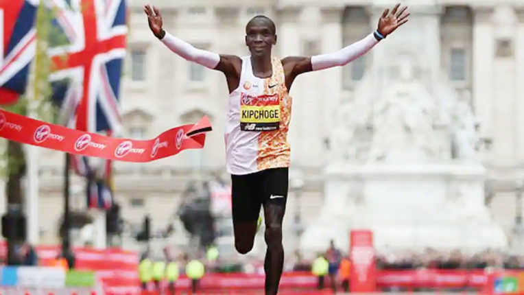 olympic-marathon-champion-kipchoge-named-ambassador-for-run-as-one