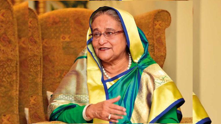 Bangladesh is against extrajudicial killings: Prime Minister Sheikh Hasina