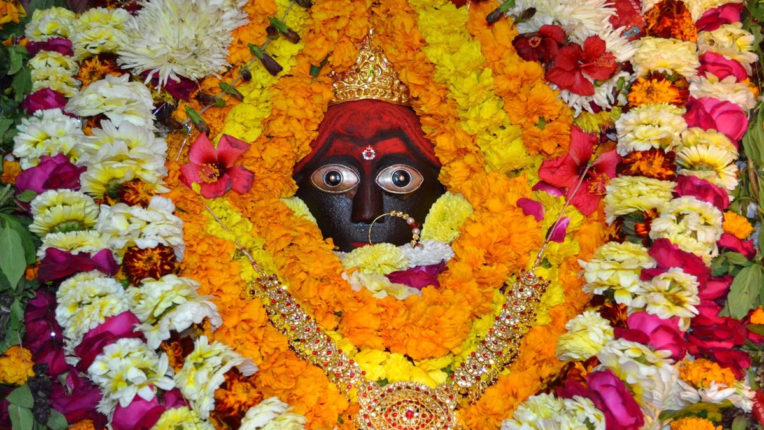 This temple of Sheetla Mata is the most special, where all the wishes are fulfilled
