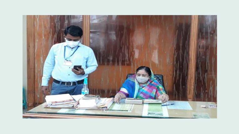 ऑनलाइन आम सभा में 34 विकास कार्यों को मंजूरी