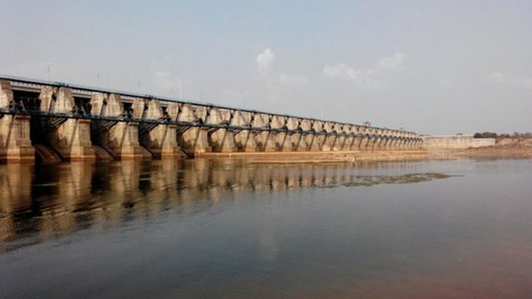 3 doors of Gosikhurd dam opened 0.50 m