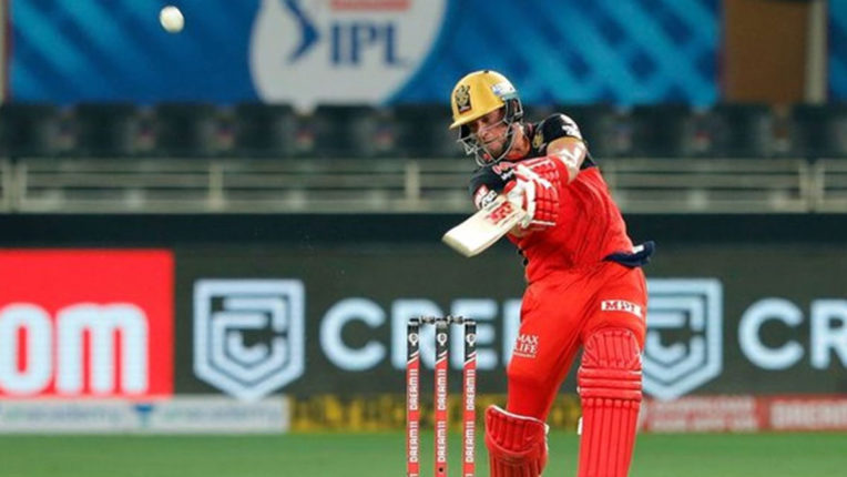 AB de Villiers set new record in SRH vs RCB