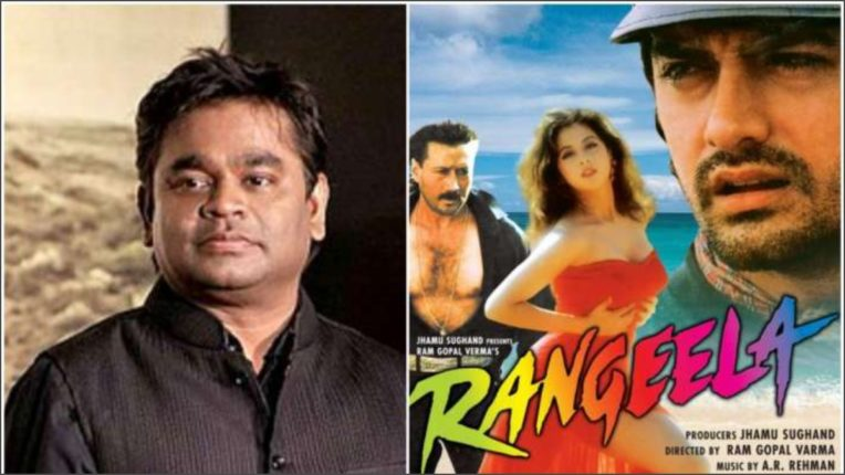 AR Rahman shares heart touching video on completion of 25 years of Rangeela film