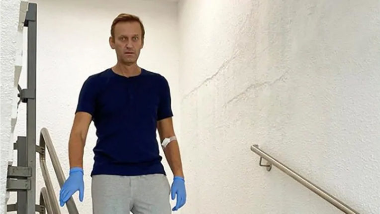 Navalny discharged from German hospital after 32 days