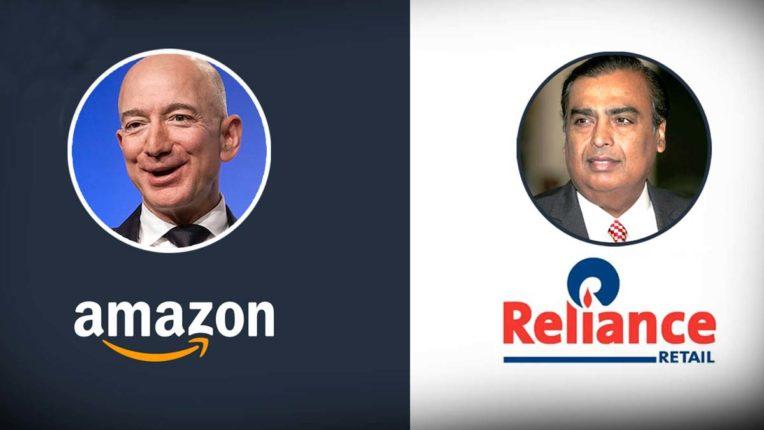 Amazon and Reliance