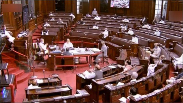 BJP-AAP members clash in Rajya Sabha over Covid-19 management