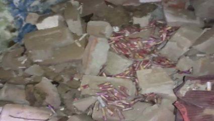 Blast in Mathura