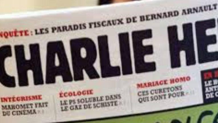 Attack near 'Charlie Hebdo' office, 7 people in custody