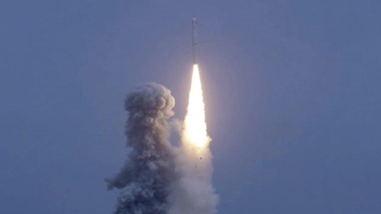 China successfully launches nine satellites into orbit