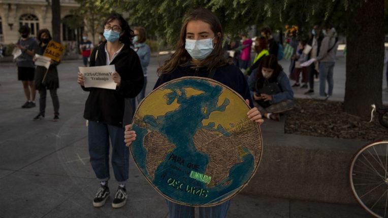'यदि वायरस हमारी जान नहीं लेता है, तो जलवाायु परिवर्तन मार डालेगा' : संयुक्त राष्ट्र
