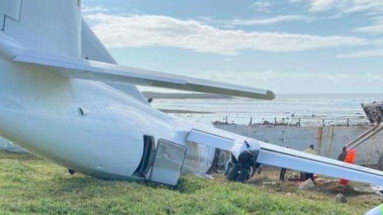 Cargo, Plane, Crashes, Mogadishu Airport