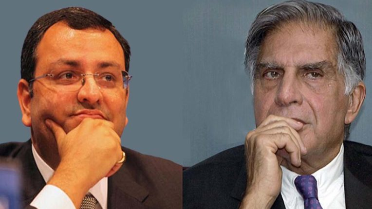 Cyrus Mistry and Tata