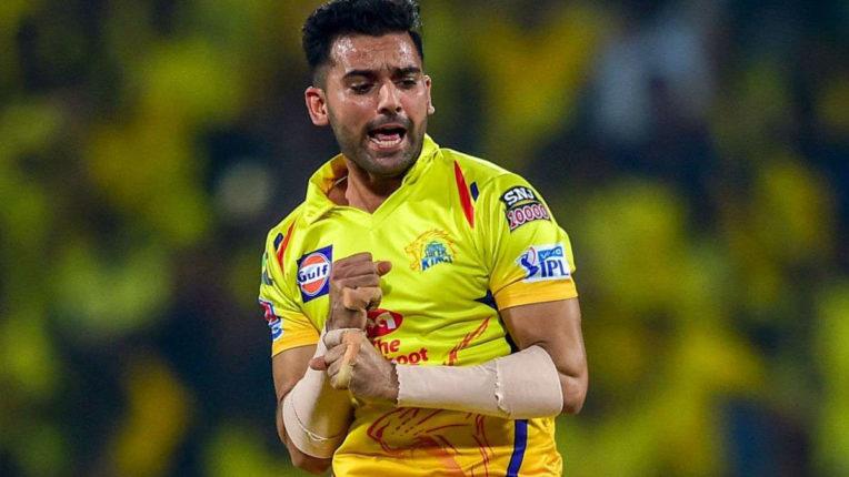 Deepak-Chahar-gets-BCCI's-permission-to-start-practice-IPL 2020