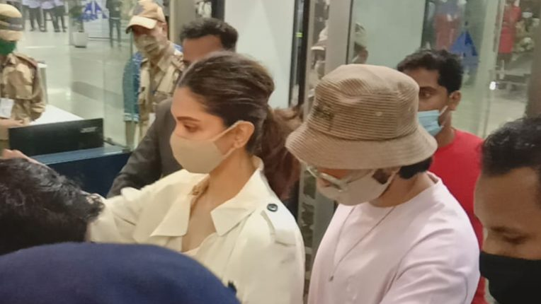 After NCB summons, Deepika reached Goa to take Ranveer Singh, Sara and Rakul to Mumbai