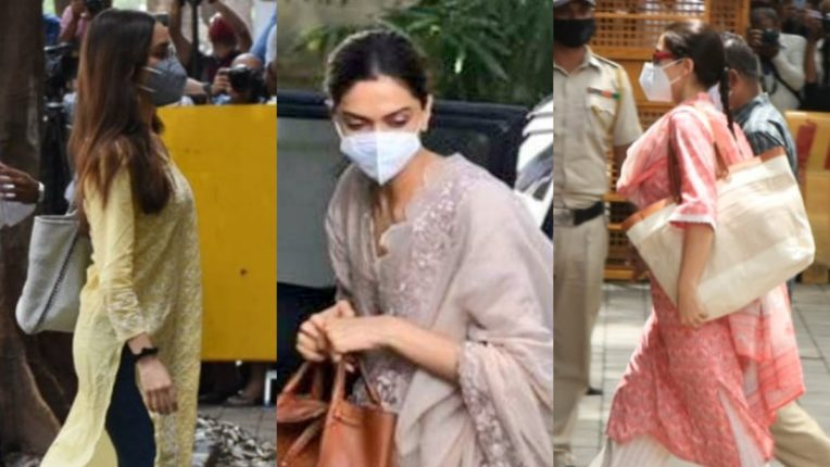 Deepika, Karishma's interrogation finishes, NCB's question-and-answer released from Sara-Shraddha