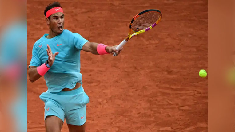 Defending champion Rafael Nadal reaches French Open second round
