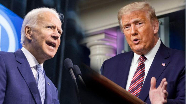 Final election debate between Trump and Biden .... Trump called India 'filthy' know what happened in the whole debate ...
