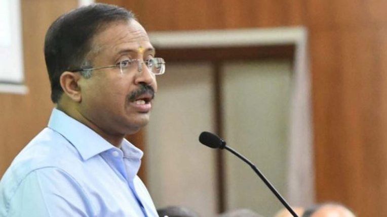 External Affairs V Muraleedharan