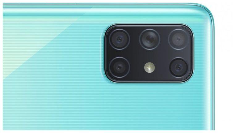Samsung जल्द ही करेगी पांच कैमरों वाला स्मार्टफोन लॉन्च