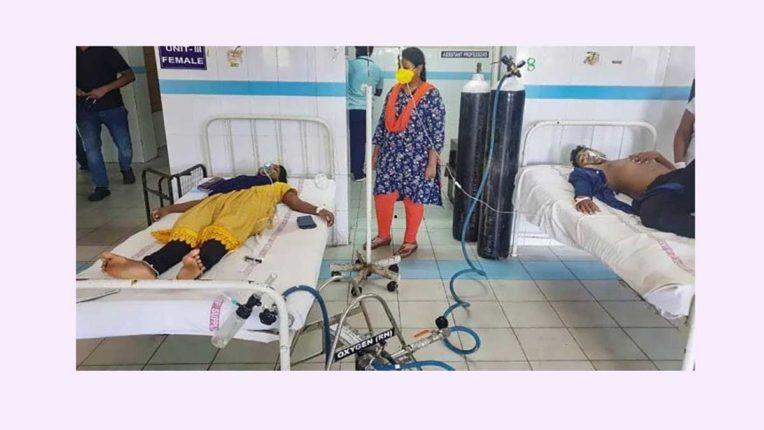डॉक्टरों ने दी अस्पताल बंद करने की चेतावनी