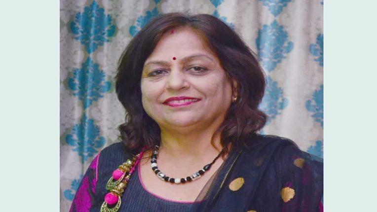 अलका पांडे महिला प्रकोष्ठ प्रदेश अध्यक्ष मनोनीत