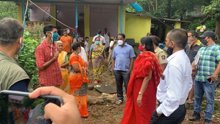 सुविधाओं से वंचित भायंदर का खोपरा गांव
