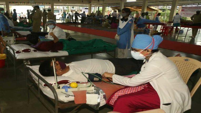 126 निरंकारियों ने किया रक्तदान
