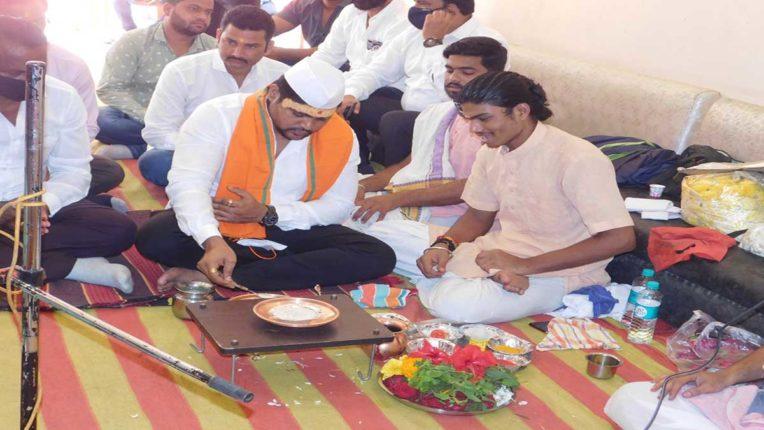 एकनाथ शिंदे की अच्छी सेहत के लिए शिवसैनिकों ने किया पूजापाठ