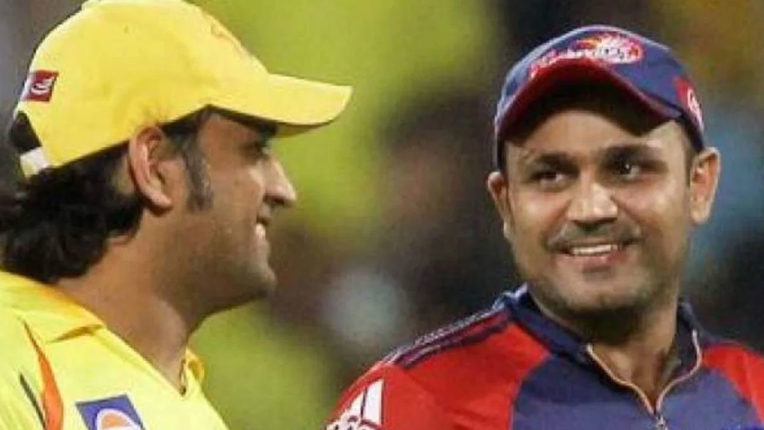 IPL 2020 It will be fantastic to see Dhoni playing again: Sehwag