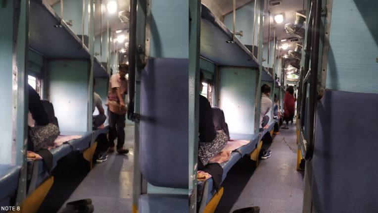 Illegal Vendors, Train, Railway