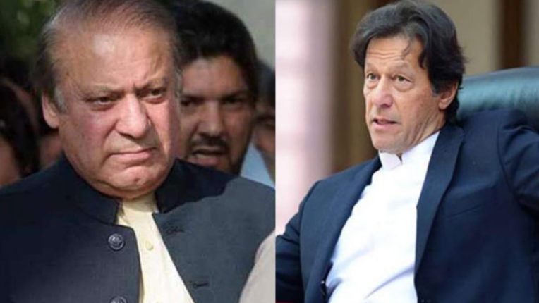 The war of words between Nawaz Sharif-Imran Khan continues, Imran said- 'Sharif have committed the biggest treason'