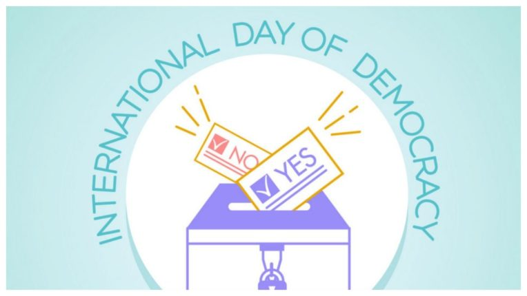 आज मनाया जाता है अंतर्राष्ट्रीय लोकतंत्र दिवस, जानें इसका महत्त्व