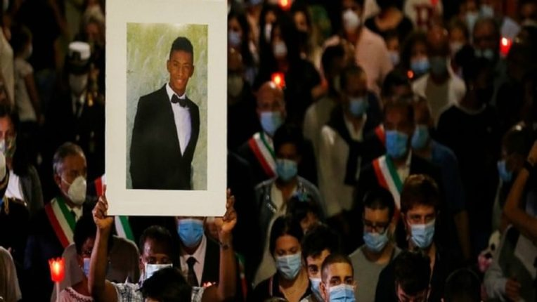 Italy shaken by the death of a black youth after brutal beating