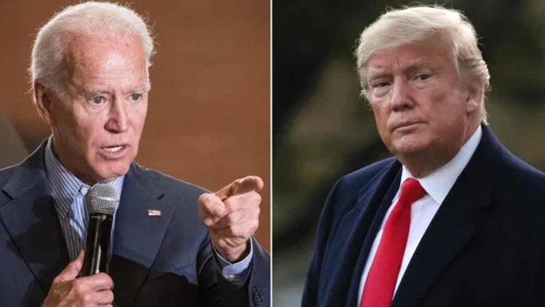 Trump's remarks on Harris 'reprehensible', against 'dignity' of President: Biden