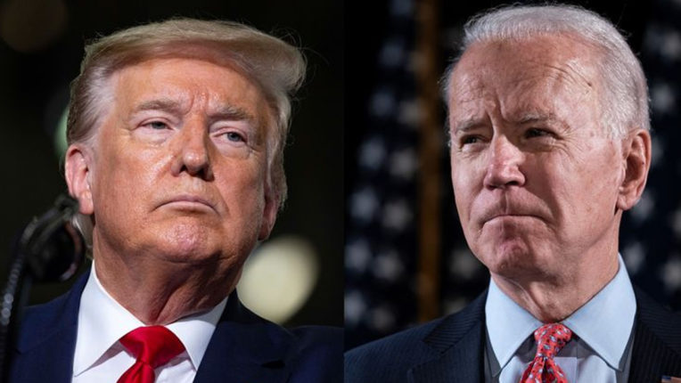 Biden is by far the 'worst' candidate for the presidential election: Trump