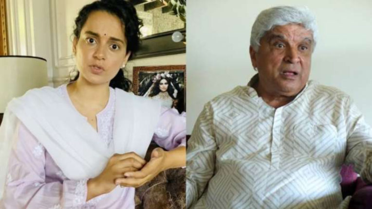 Javed Akhtar's tweet on Shaheed Bhagat Singh, Kangana gave this answer