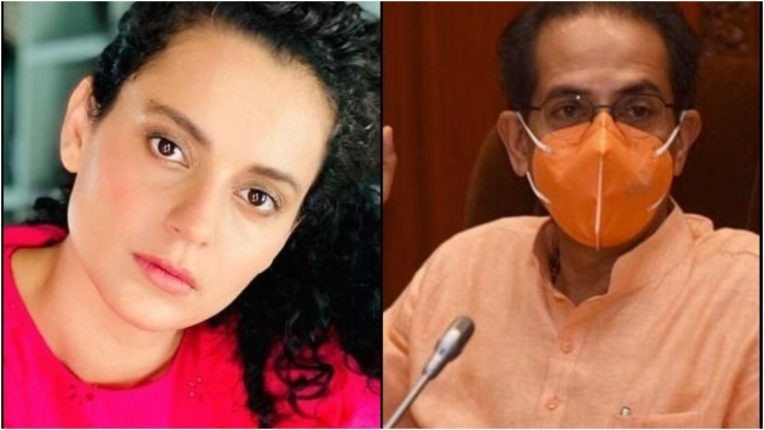 Kangana Ranaut attacked Maharashtra government under cover of Bhiwandi building accident