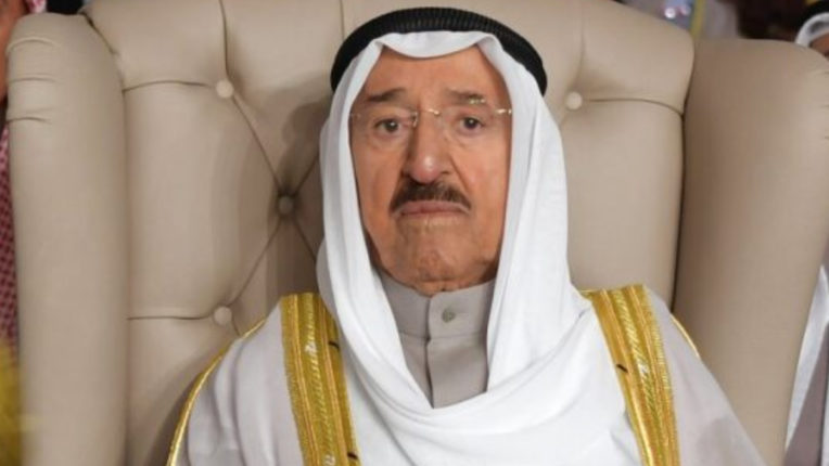 Kuwait ruler Amir Sheikh Sabah died: Government TV